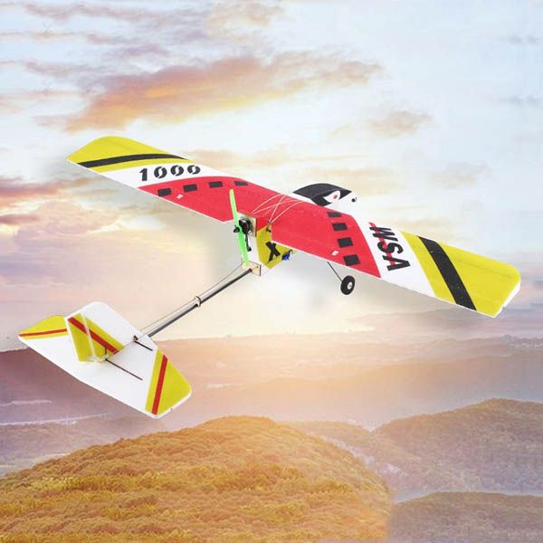 WSA 1000EPP 1000mm Wingspan EPP Trainer Beginner FPV RC Airplane KIT. Click visit to buy #RemoteControl #Airplane