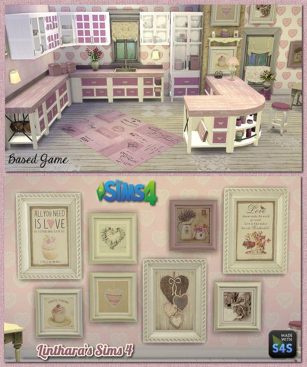 189 Best Sims 4 Interior Design Images On Pinterest