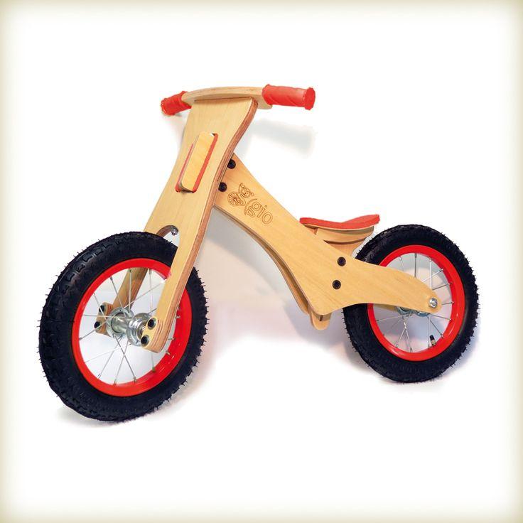 Bicicletas de inicio de Gio distinguida con el Sello de Buen Diseño argentino 2014.