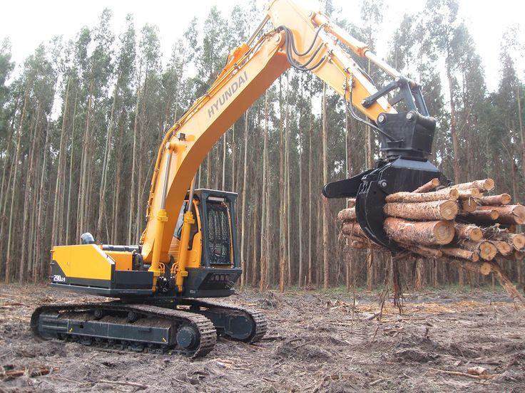 tigercat equipment Google Search Logging equipment