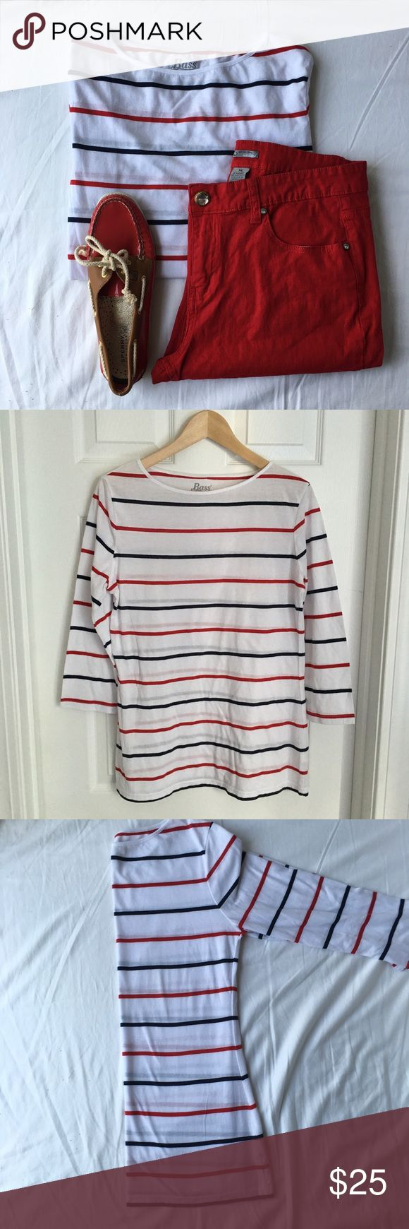 Best 25+ Nautical long sleeve tops ideas on Pinterest | Nautical ...