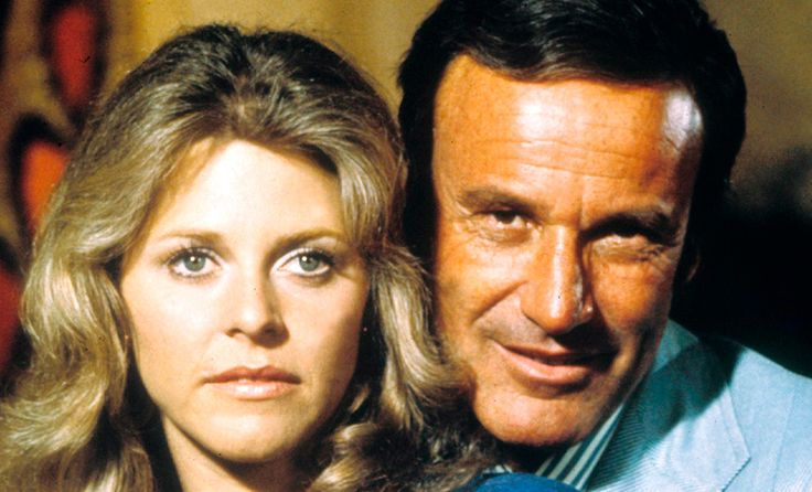 """Richard Anderson, who simultaneously played Oscar Goldman, leader of secret government agent the OSI, on both """"The Six Million Dollar Man"""" and """"The Bionic Woman"""" after a lon…"""