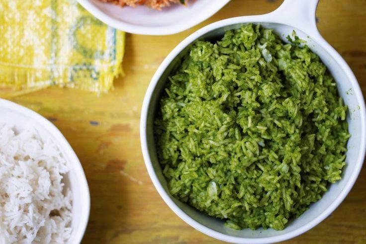 Wil je indruk maken? Serveer dan deze chiquer-dan-chique rijst bij je gerecht - Recept - Allerhande
