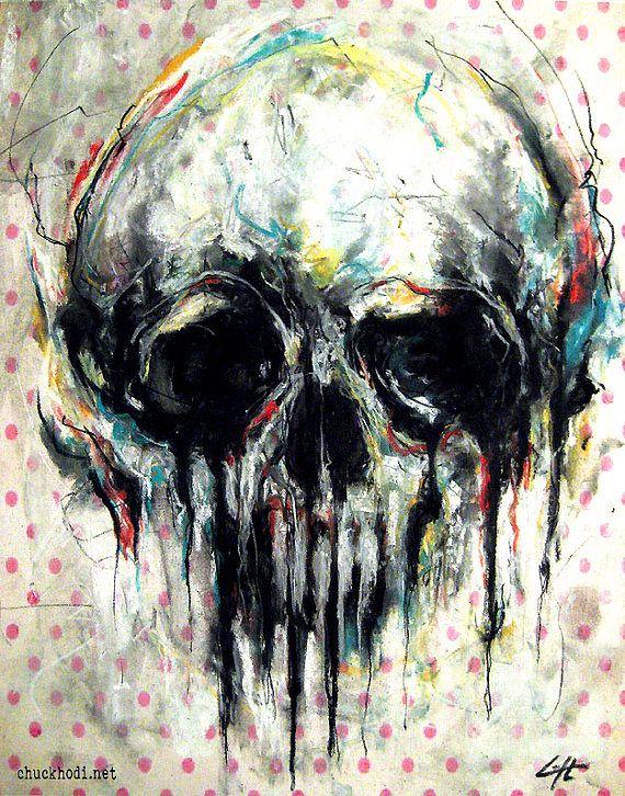Favorite 115 best Art: Skulls, Skeletons, Creatures images on Pinterest  NX18