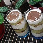 banan brzoskwinia czekolada jogurt grecki herbatniki digestive