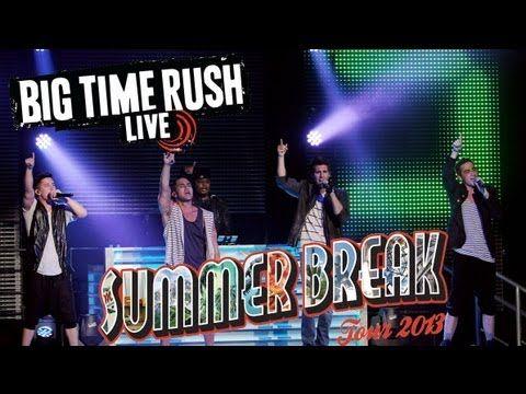 Big Time Rush - Summer Break Tour - Full Concert  ESTA INTRODUCCION ME GUSTO.