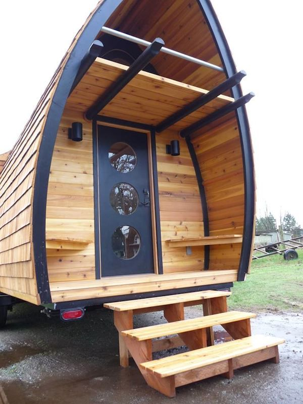 Little Houses On Wheels 709 best tiny houses images on pinterest | small houses, small