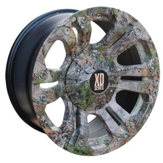 With deer season nearly here, it's time to quit wishing and go shopping- Realtree Xtra Camo Rims.  #Realtreecamo