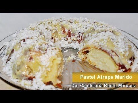 PASTEL ATRAPA MARIDO - RECETA FACIL - Catch A Husband Cake - YouTube