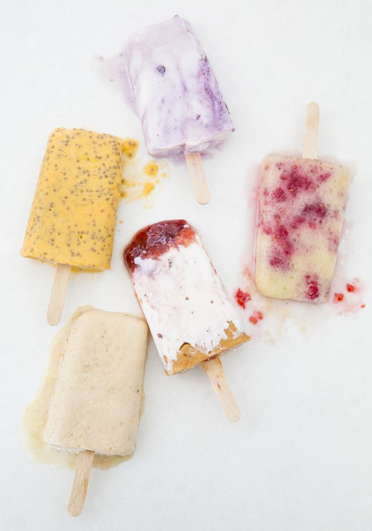 Your picky eaters won't turn up their nose at this morning meal. Added bonus: It's healthy, too! #Breakfast #Popsicles