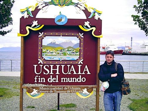 The End Of The World- Ushuaia, Argentina