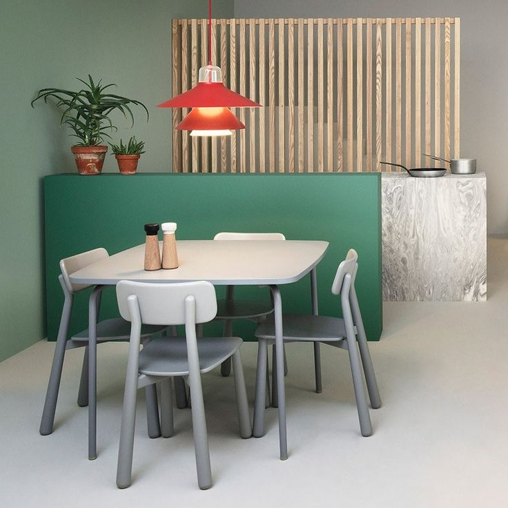 Bop Chair, A Modern Take On The Traditional Scandinavian Style Dining Chair.