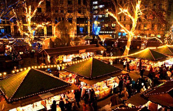 Crăciun Budapesta