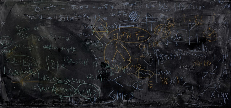 2 | Photos of Physicists' Blackboards Reveal The Ghosts Of Theorems Past | Co.Design: business + innovation + design