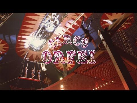 Trailer Circo Orfei www.studio-eg.com #circus #smiles #orfei