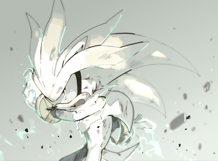 #Silver_the_Hedgehog