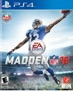 Madden NFL 16 - PlayStation 4 - Larger Front