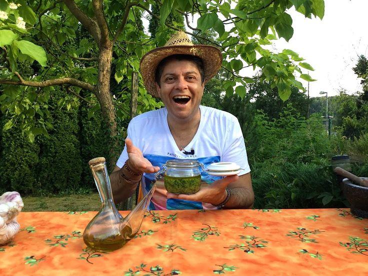 Tip a recept od Majkla: jak si jednoduše vyrobit domácí bazalkové pesto