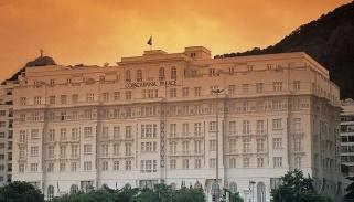 Copacabana Palace Hotel- #Rio