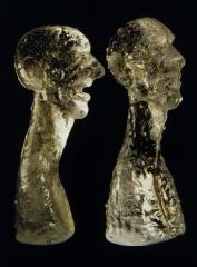 František Janák (*1951) is a significant glass artist and teacher.