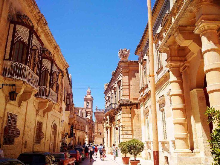 Weekend Break in Malta