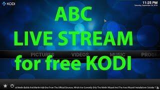 ABC Live Stream For FREE on KODI XBMC Oscars Live online TV IPTV 2017 - YouTube