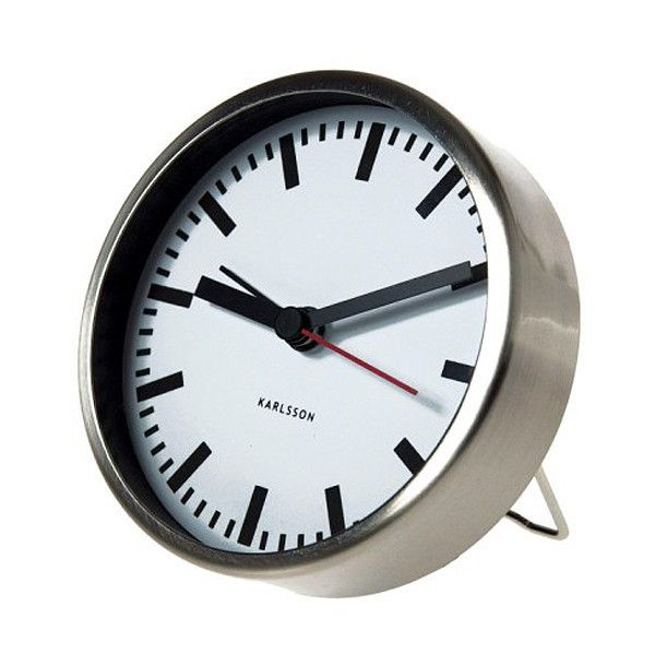 Station Alarm Clock by Karlsson available at www.LETLIV.co.nz