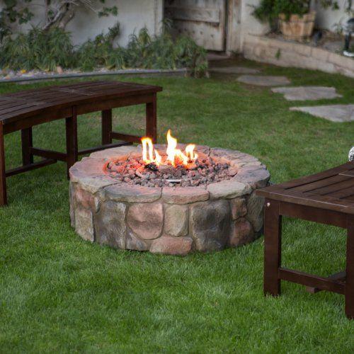 17 Best Ideas About Fire Pit Propane On Pinterest