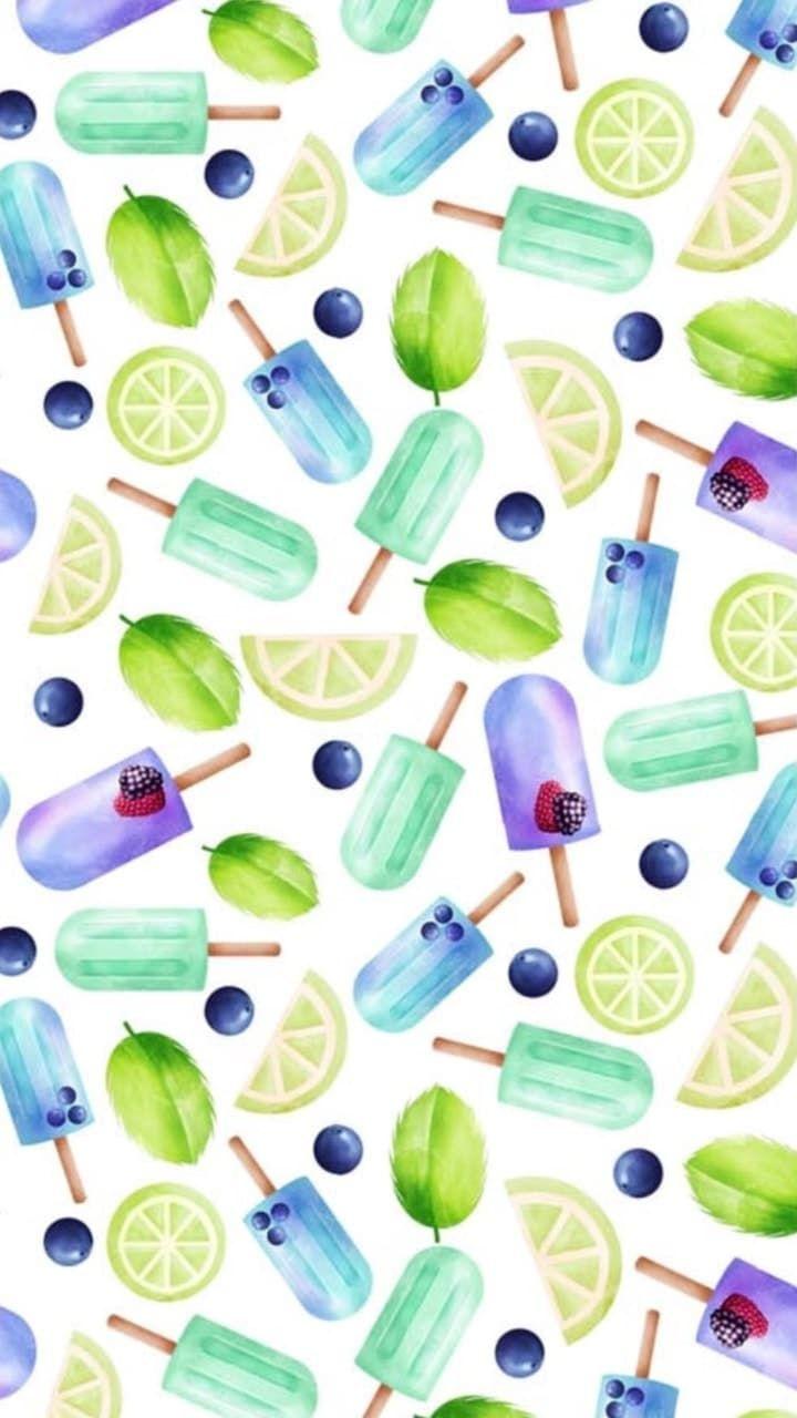 Pinterest Insta Missmegs0802 Fruit Wallpaper Iphone Wallpaper Cute Patterns Wallpaper