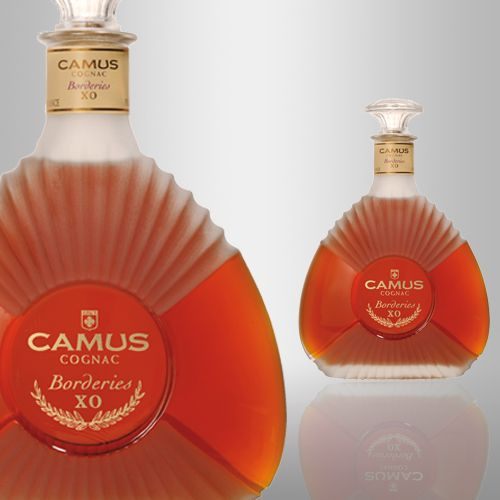 Five generations of the Camus family have produced this famed cognac.