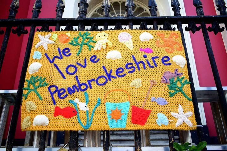 Pembrokeshire panel