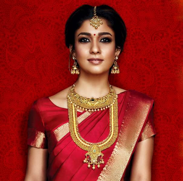 Celebrities are the biggest trendsetters! The clothes they wear, the designers they champion are instant hits! We at Shopzters love weddings and we've come up with a list of bridal looks sported by our very own celebrities. Have a look and get inspired for your wedding! Samantha Prabhu Samantha with her sweet smile and talking eyes is a favourite for many! This is a more candid shoot and she's seen wearing Purples, Greens, Reds and Orange! We love the orange blouse. The way it is stit...