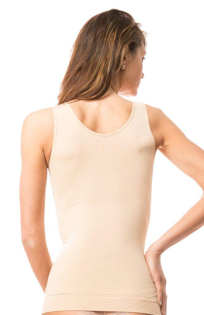 24f6484606b1 Firm Tummy Control Shapewear Tank Top Compression Underwear for Women# Control, #Shapewear, #Firm