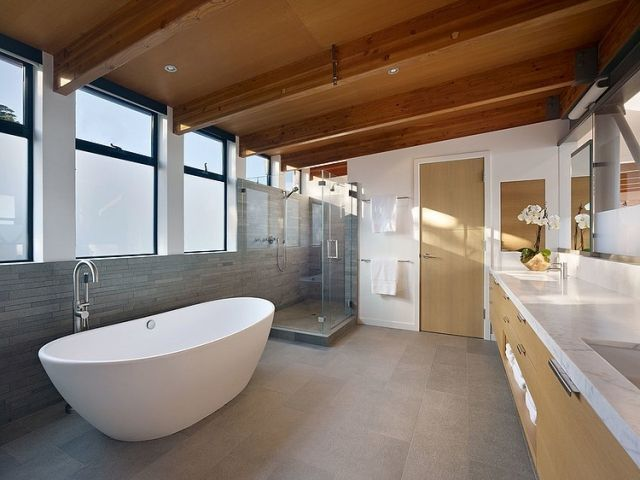 355 best Badezimmer Ideen images on Pinterest Bathrooms - badezimmer ideen modern