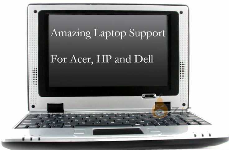 Amazing Laptop Support For Hewlett Packard, Acer, HP and Dell