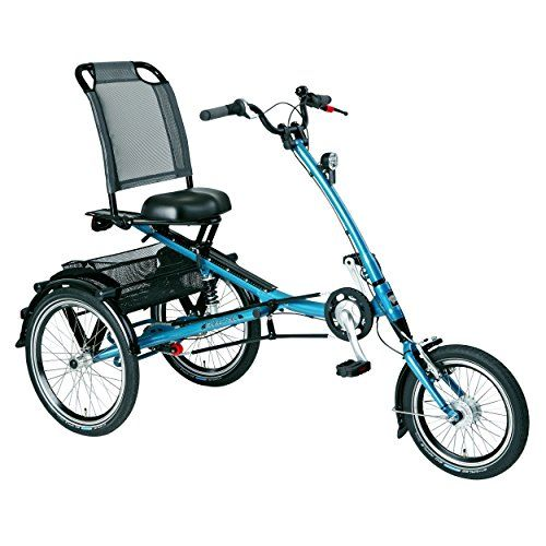 """PFIFF Adult Scooter Trike S Tricycle (16"""" & 20"""" wheels), ... https://www.amazon.com/dp/B019INP77A/ref=cm_sw_r_pi_dp_GUsCxbT99G6WJ"""