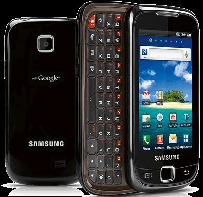 Samsung GT I5510(Galaxy 551)