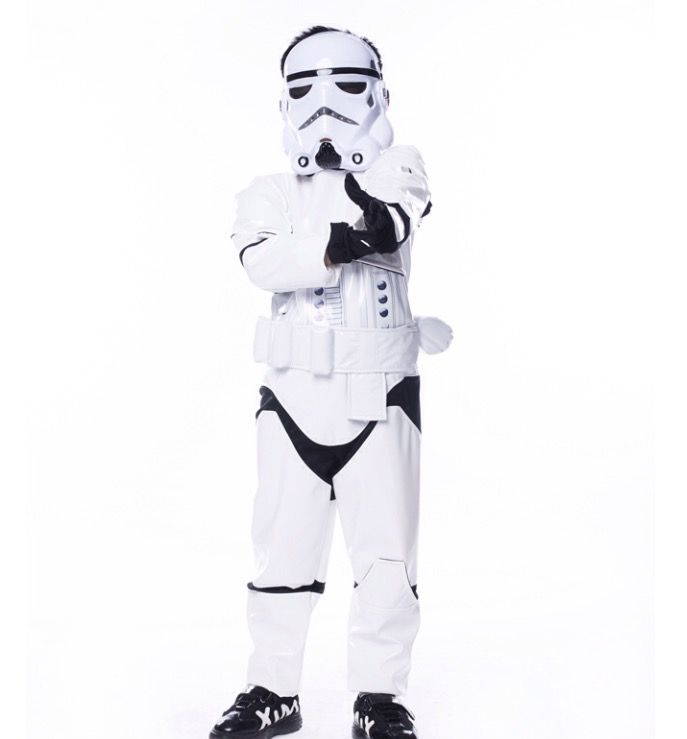 Kinder kostuum Star Wars De Force