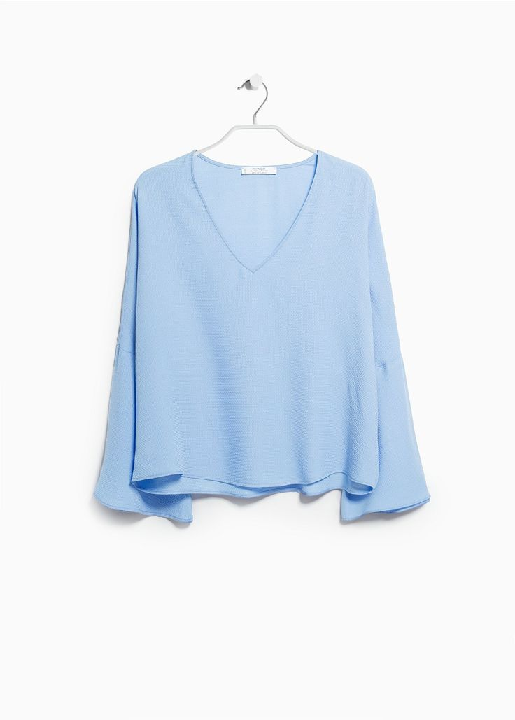 Flared Sleeves are Back For Spring 2015: 17 Pieces to Buy   StyleCaster