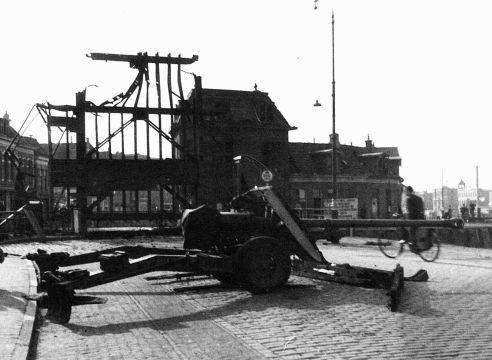 Groningen 1940-1945 Eelderbrug