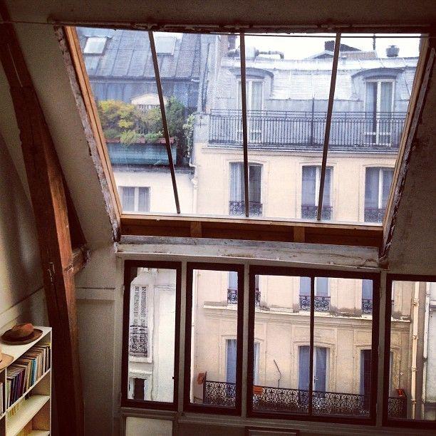 Caroline de maigret bonjour paris r alisation en 2019 appartement parisien maison - Maison parisienne ...