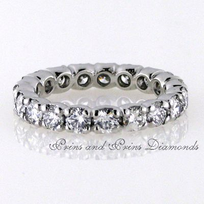 """Nothing says """"I'll love you forever"""" quite like the eternity ring!"""