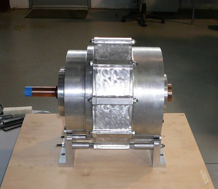 Scientists Successfully Test Traction Motor for Hybrid and Electric Vehicles