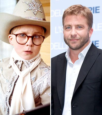 "Peter Billingsley then & now ... ""You'll shoot your eye out!!"""