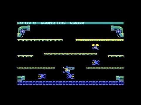 Mario Bros Atari 800