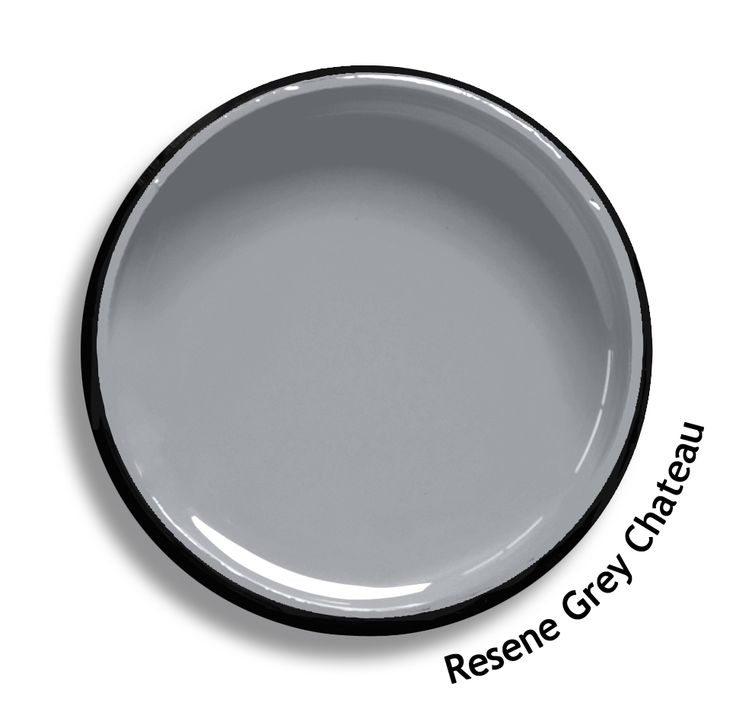 Resene Grey Chateau is a grey reminiscent of Gallic greystone houses. From the Resene Multifinish colour collection. Try a Resene testpot or view a physical sample at your Resene ColorShop or Reseller before making your final colour choice. www.resene.co.nz