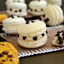 Cookie Dough Macarons Recipe