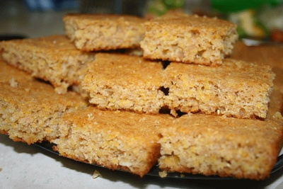 Delicious and healthy cornbread recipe!