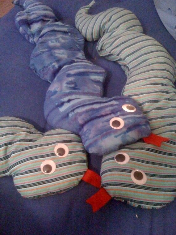 Weighted lap bags are great for the especially wiggly student. Easy to make.