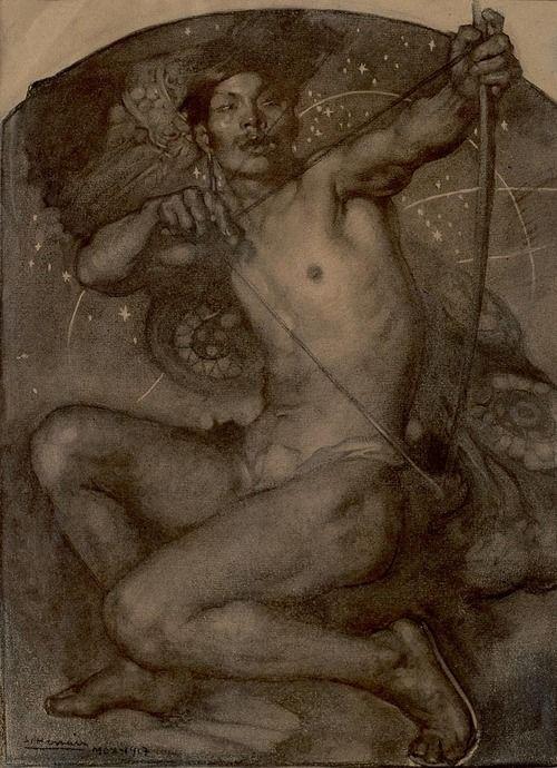 Kimera (Saturnino Herran)